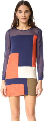 Diane von Furstenberg Raegan Dress $398 thestylecure.com