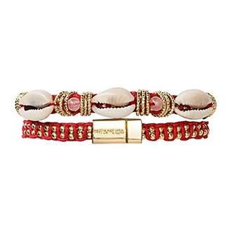 Hipanema Women Gold Plated Wrap Bracelet - E18SCILORE