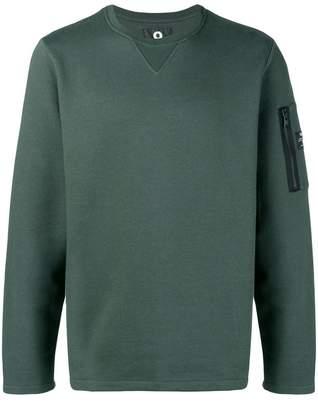 Ecoalf zip pocket sweatshirt