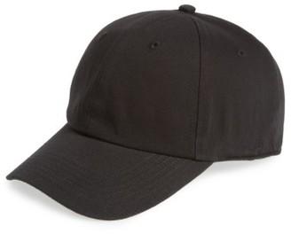 Women's Treasure & Bond Canvas Baseball Cap - Black $19 thestylecure.com