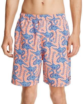Vineyard Vines Bungalow Flamingo Print Swim Trunks - 100% Exclusive $89.50 thestylecure.com