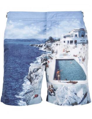 Orlebar Brown 'Bulldog' swim shorts $345 thestylecure.com