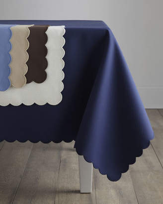 "Matouk Savannah Tablecloth, 68"" x 162"""