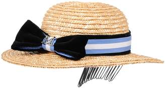 Maison Michel Hair accessories