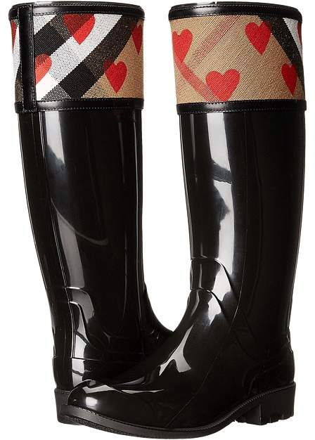 Burberry - Crosshill Women's Pull-on Boots