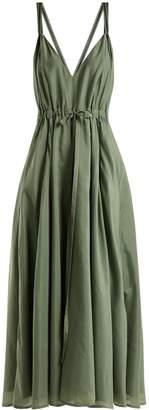 KALITA Jagger cotton-blend dress