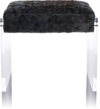 Barneys New York Mugello Mink Fur Bench