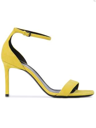 Saint Laurent Amber high-heeled sandals