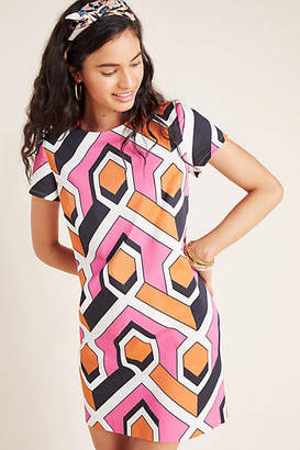 Corey Lynn Calter Geometric Shift Dress