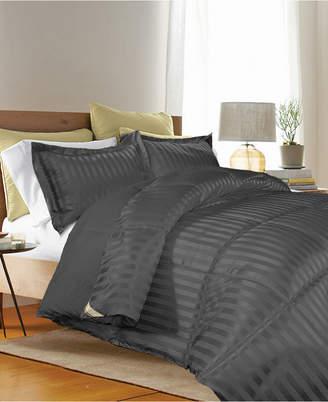 Blue Ridge Kathy Ireland Home Essentials 3 Piece Reversible Down Alternative Twin Comforter Set