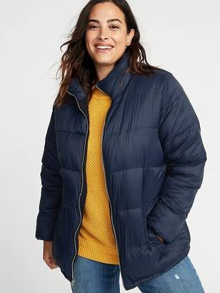 Old Navy Plus-Size Frost-Free Jacket