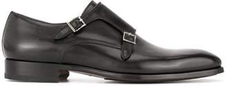 Magnanni monk shoes
