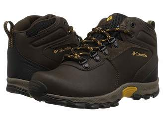 Columbia Kids Newton Ridge Waterproof Wide (Little Kid/Big Kid)