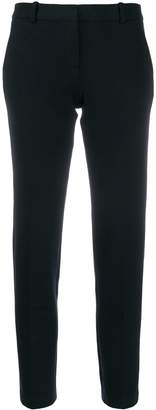 1901 Circolo cropped low rise trousers