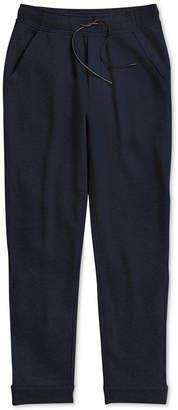 Tommy Hilfiger Adaptive Men's Fleece Sweatpants with Velcro Hem
