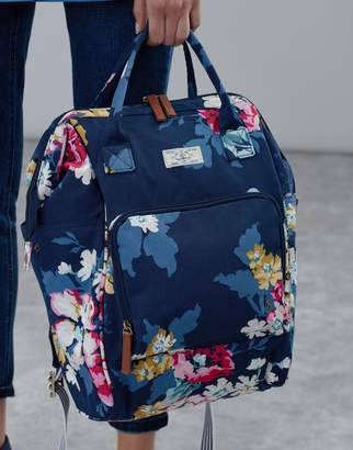 Joules Anniversary Floral Coast 30Th Anniversary Rucksack Size One Size
