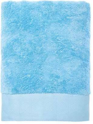 Frette Diamond Bordo Cotton Bath Towel