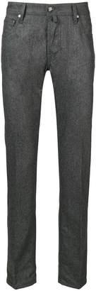 Jacob Cohen slim fit trousers