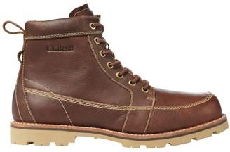 L.L. Bean L.L.Bean Men's East Point Waterproof Boots, Moc Toe