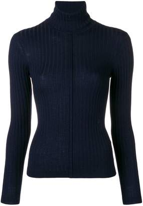 Chloé ribbed turtle neck jumper