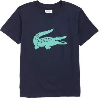 Lacoste Croc Graphic T-Shirt