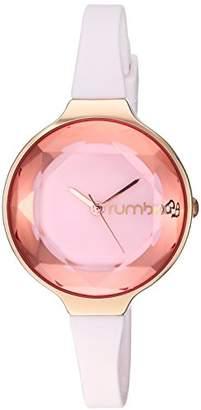 RumbaTime Women's 22704 Orchard Gem Mini Rose Gold 30mm Watch