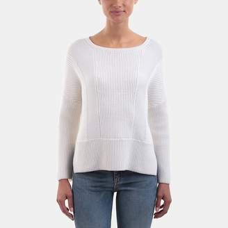 Rag & Bone Dee Rib-Knit Pullover Sweater