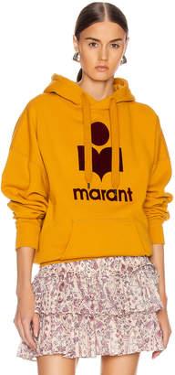 Etoile Isabel Marant Mansel Sweatshirt in Saffron   FWRD