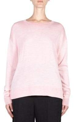 Acne Studios Heathered Roundneck Pullover