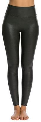 Spanx Ready-to-WowTM Faux-Leather Leggings, Black $98 thestylecure.com