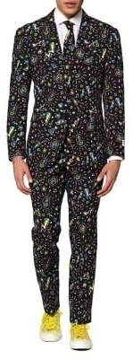 Opposuits 3-Piece Slim-Fit Disco Dude Carnival Suit