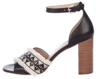 7526e86be49e0 Pour La Victoire Ankle Strap Women s Sandals - ShopStyle