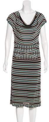 Missoni Short Sleeve Midi Dress
