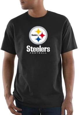 Majestic Pittsburgh Steelers NFL Critical Victory Cotton Tee