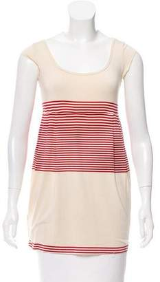 Rachel Pally Striped Sleeveless Top