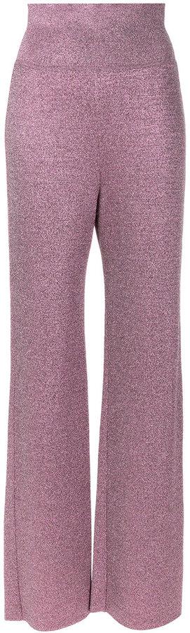 Missoni glitter pants