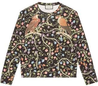 Gucci Birds of Prey print sweatshirt