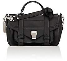 Proenza Schouler Women's PS1+ Tiny Leather Shoulder Bag - Black