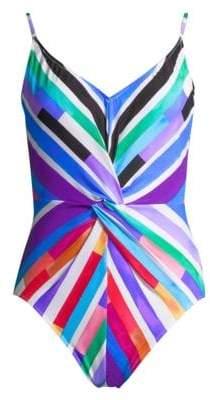 Gottex Swim Carnival One-Piece Swimsuit