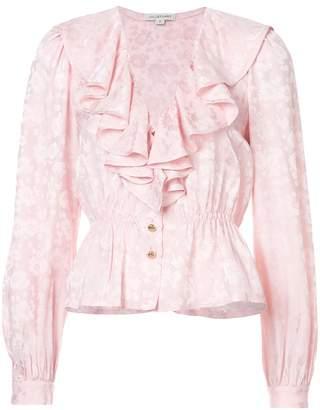 Jill Stuart Sara frilled blouse