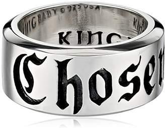 King Baby Studio Chosen Sterling Ring