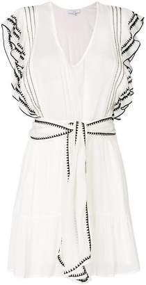 IRO rope belt dress