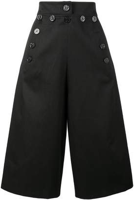Chloé sailor cropped trousers