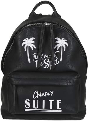 Chiara Ferragni Tropical Backpack