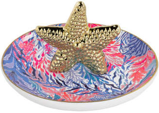 Lilly Pulitzer Kaleidoscope Coral Ring Holder