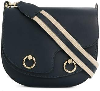 Tila March stripe strap Linda Besace bag