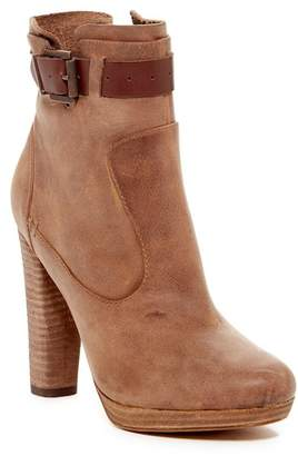 Diesel Cuir Desir Bercy Leather Boot