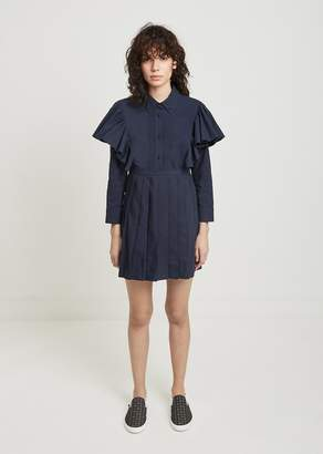 Vetements School Girl Cotton Dress