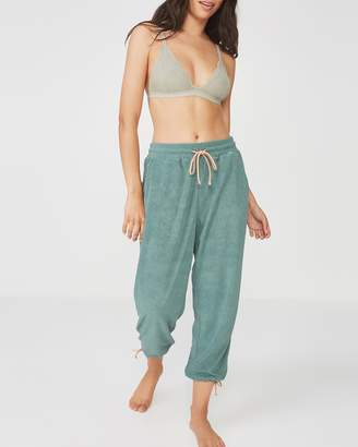 Cotton On 7/8 Terry Lounge Pants