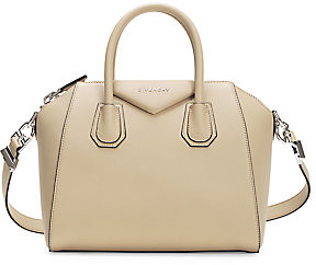 a188f05bbb04 Givenchy Women s Antigona Small Leather Satchel